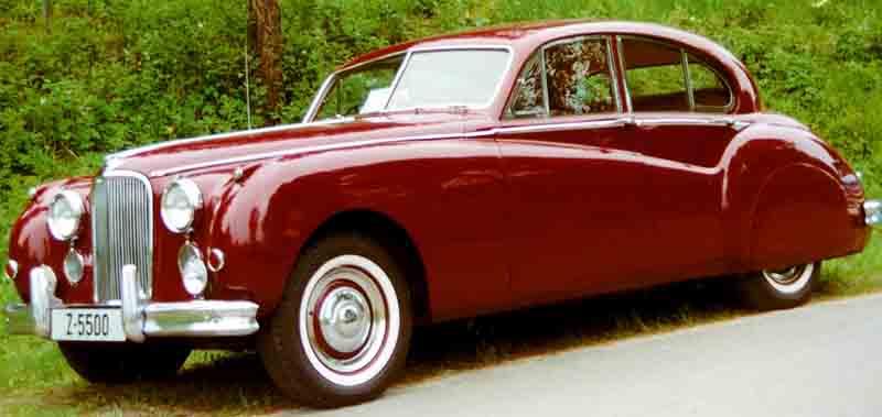 Jaguar Saloon Car Racing
