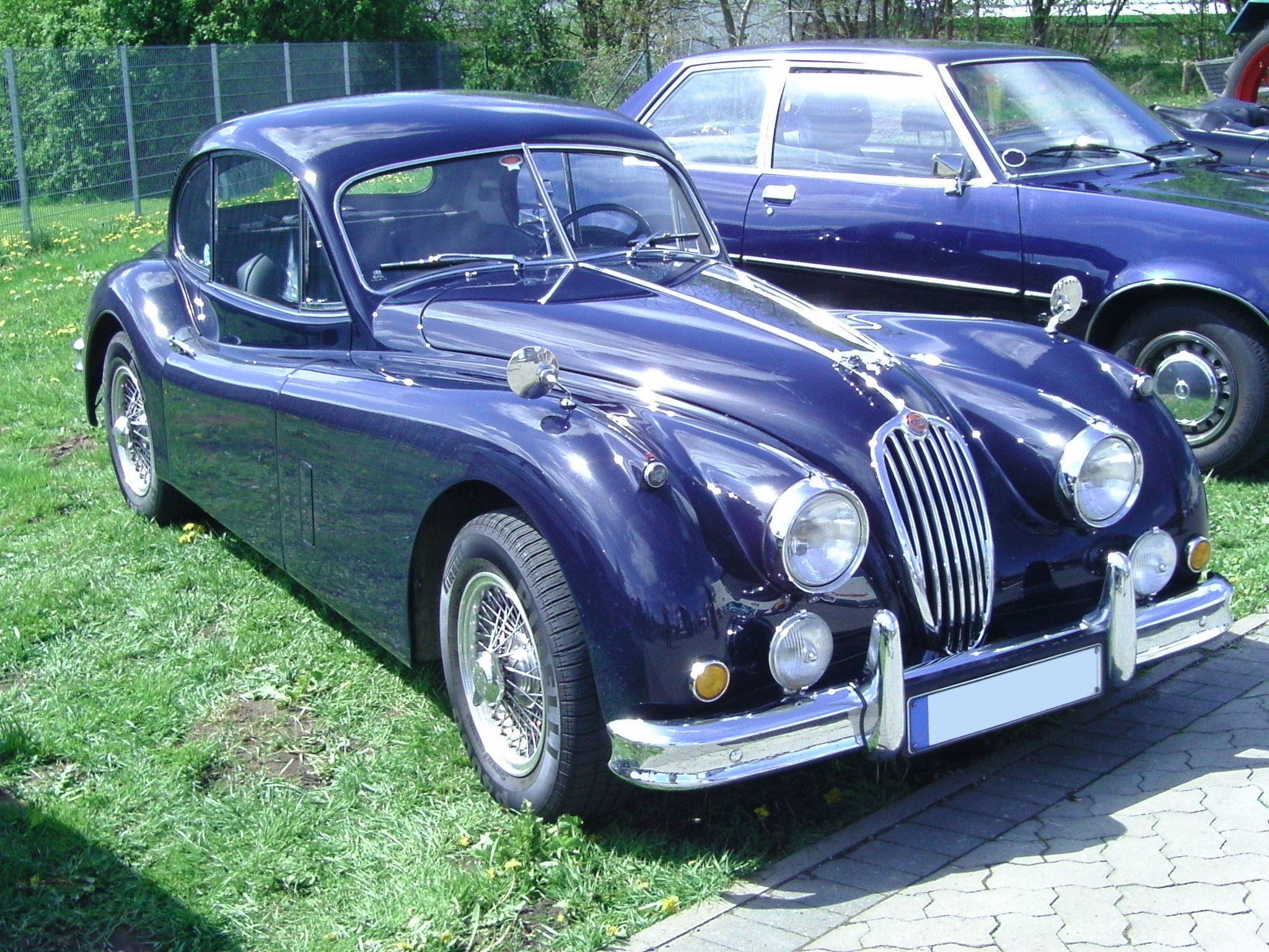 file:jaguar xk140 (2010) - wikimedia commons, Wiring diagram