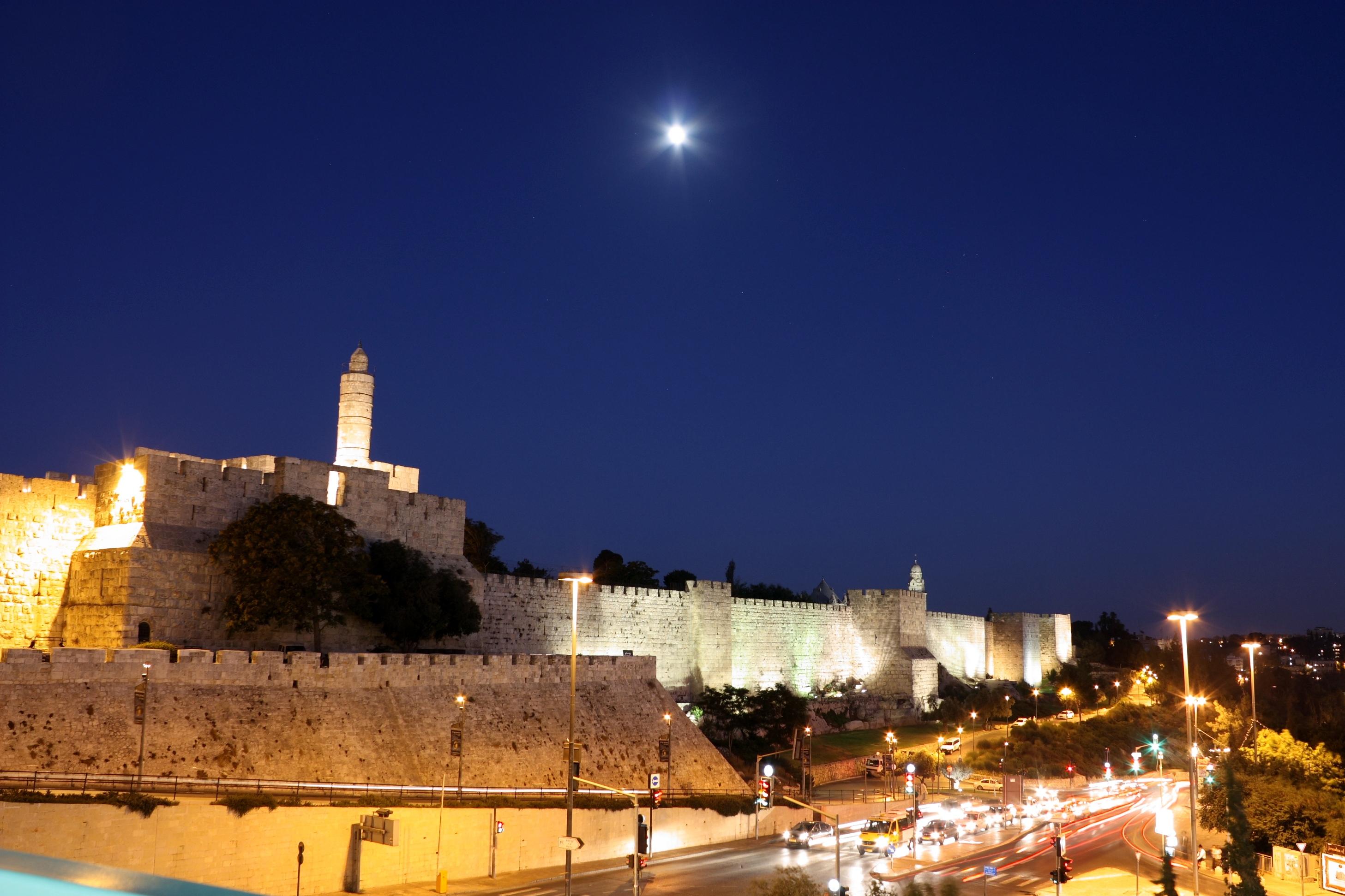 File:jerusalem Walls Night 3