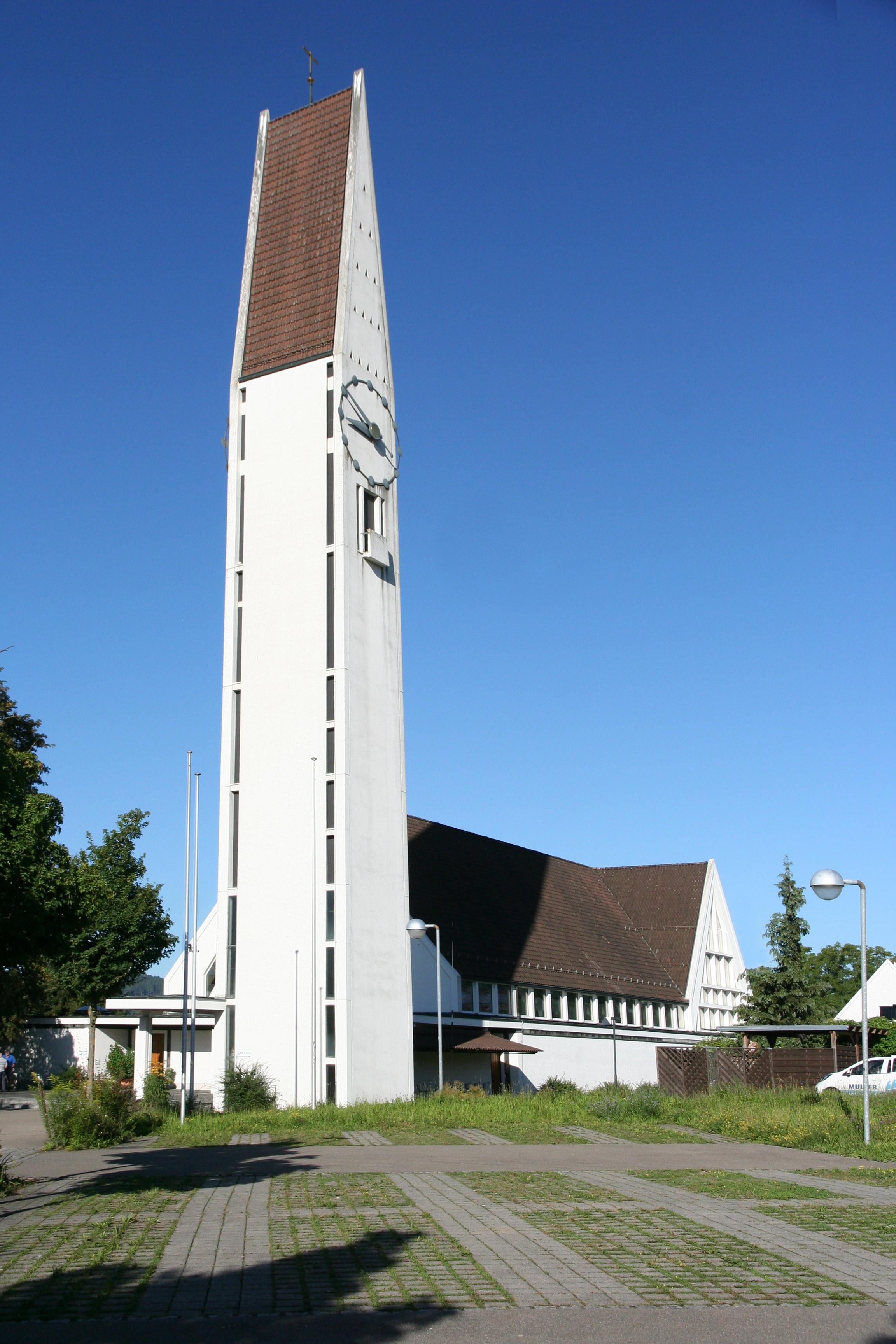 Katholische kirche frauenfeld oberkirch