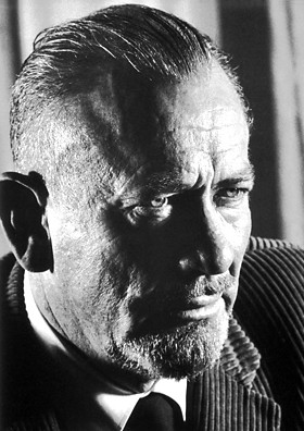 Portrait of John Steinbeck
