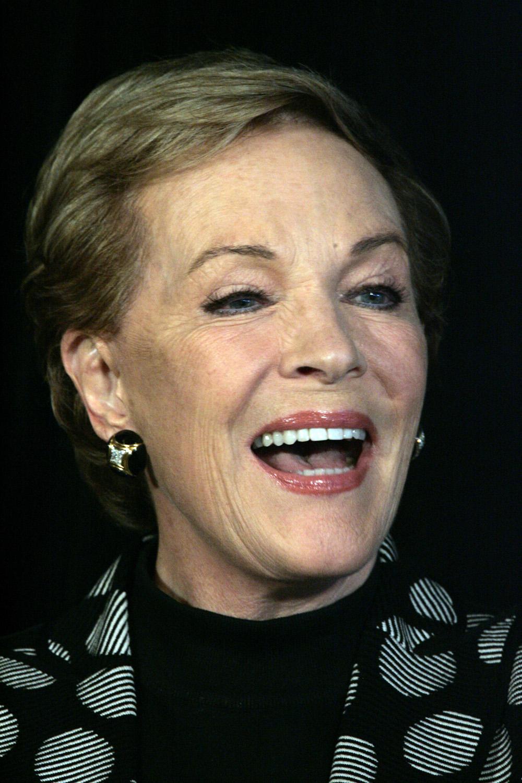 Julie Andrews Größe