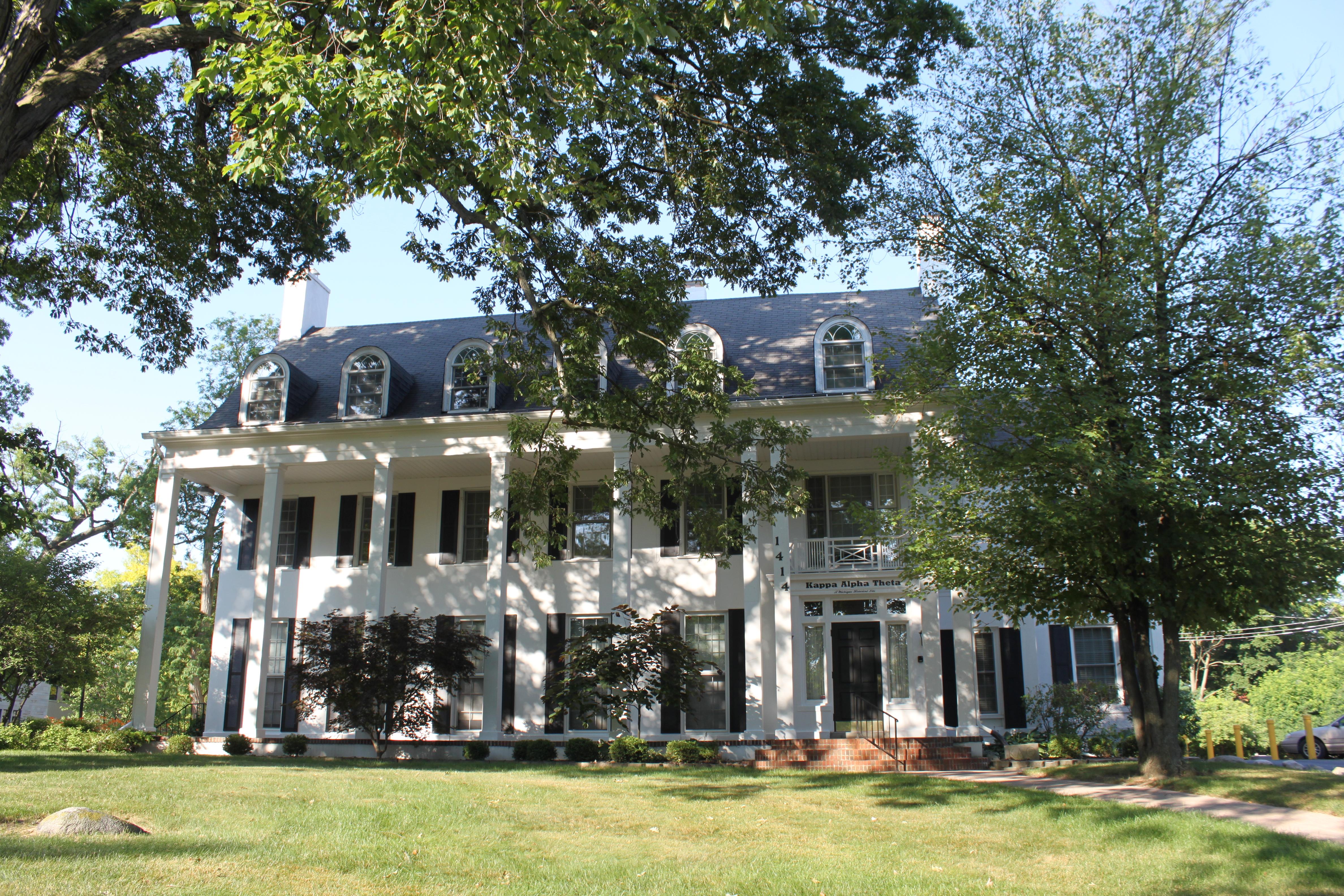File:Kappa Alpha Theta Fraternity House Ann Arbor Michigan.JPG ...