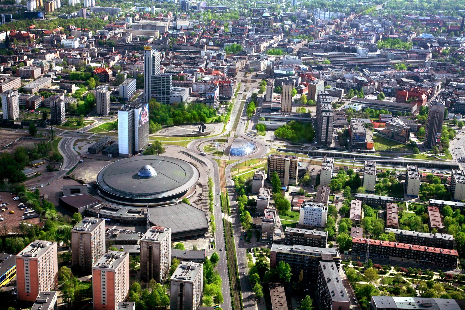 Katowice Wikipodróże Wolny Przewodnik Turystyczny