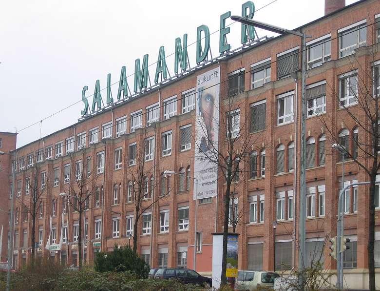 purchase cheap f057c 38f26 Salamander (Schuhe)   OffenbachWiki   FANDOM powered by Wikia
