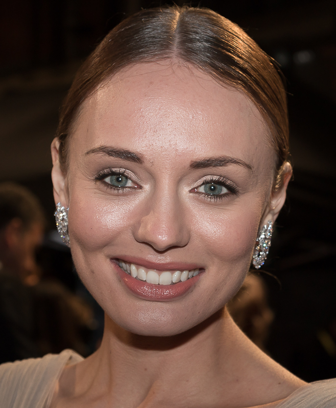 MBTI enneagram type of Laura Haddock