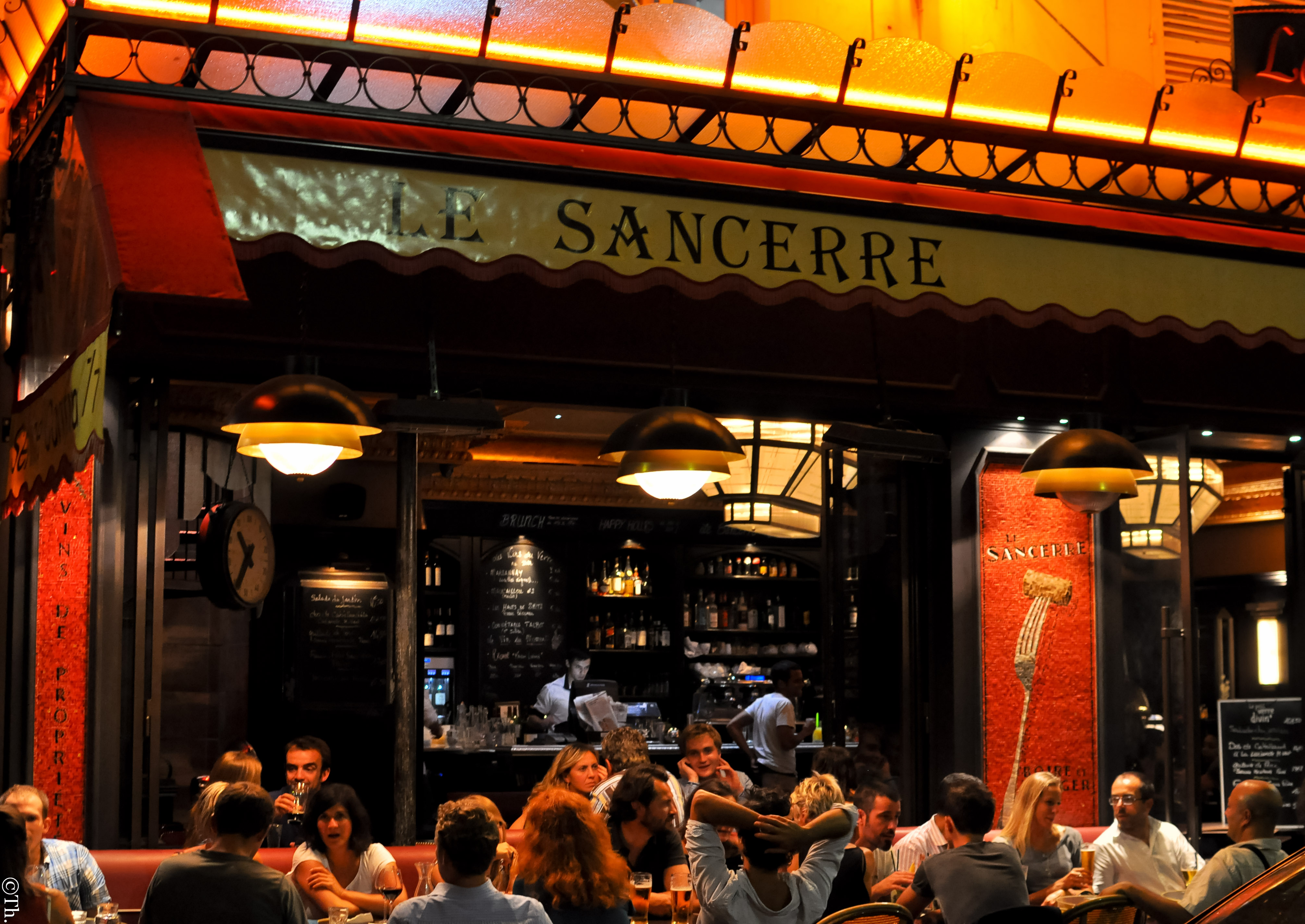 Le Sancerre Wifi gratis en París