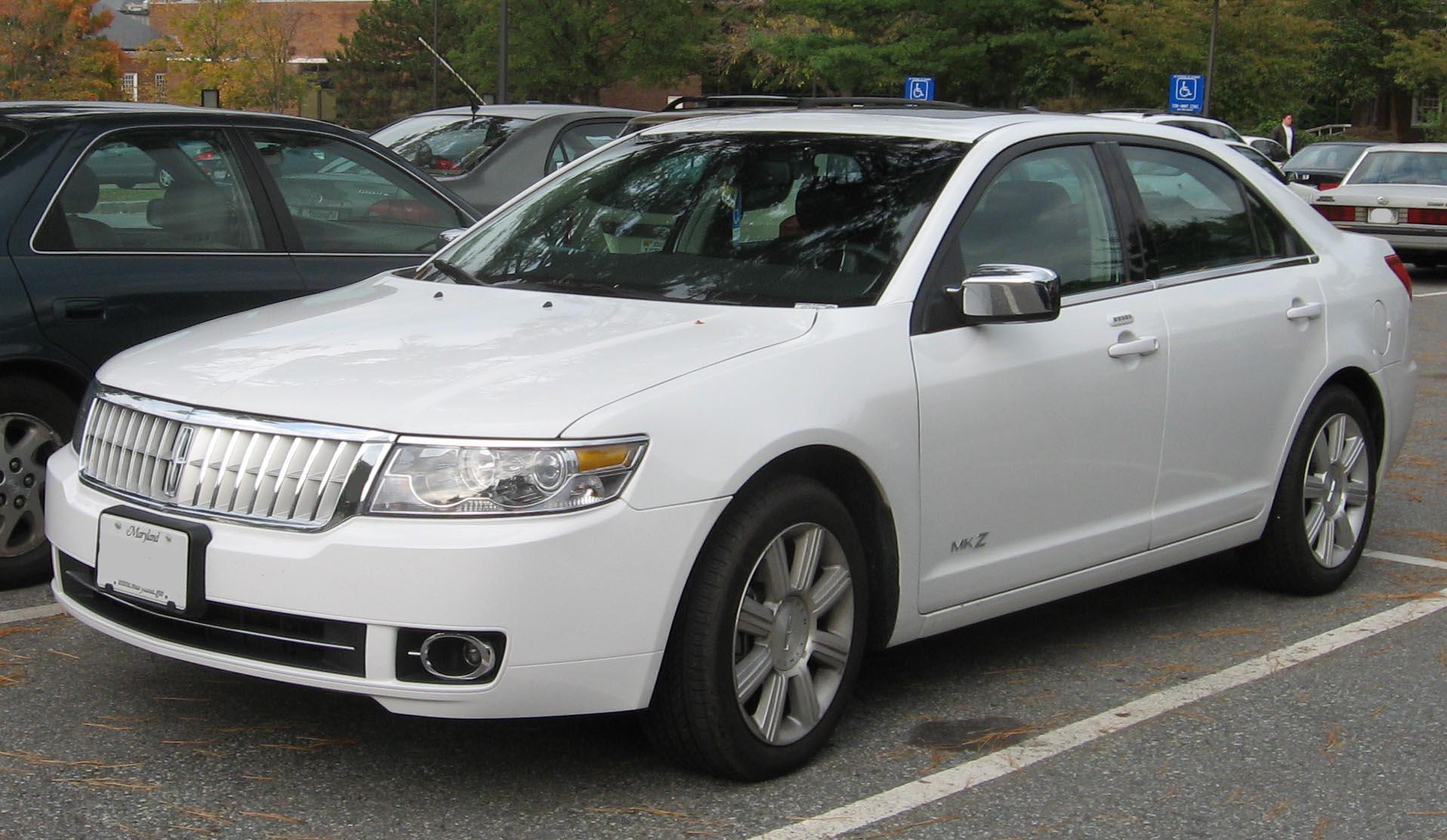 2007–2009 Lincoln Mkz