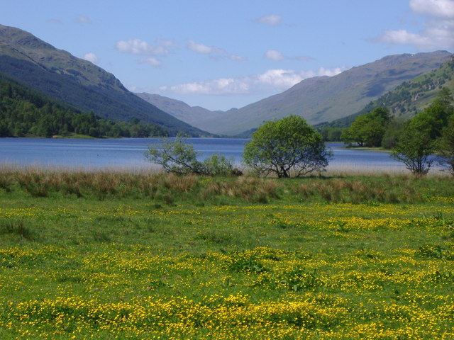 Loch Voil - geograph.org.uk - 826468