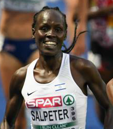 Lonah Chemtai Salpeter Kenyan-Israeli long-distance runner