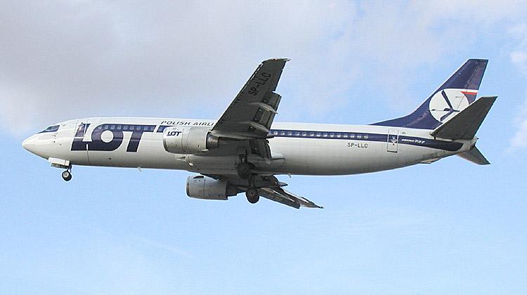 compagnia aerea lot