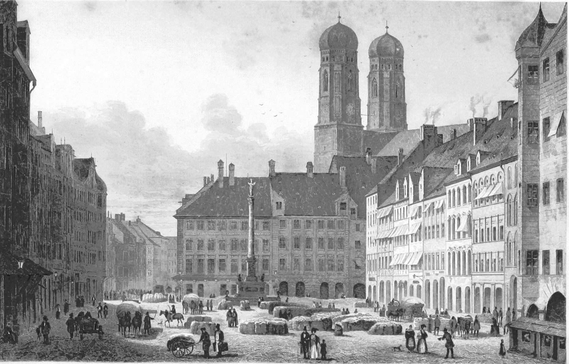 File:München Schrannenplatz Soeltl 1838.jpg
