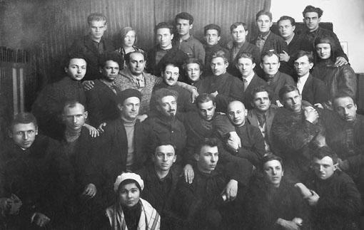 Московская ассоциация пролетарских писателей