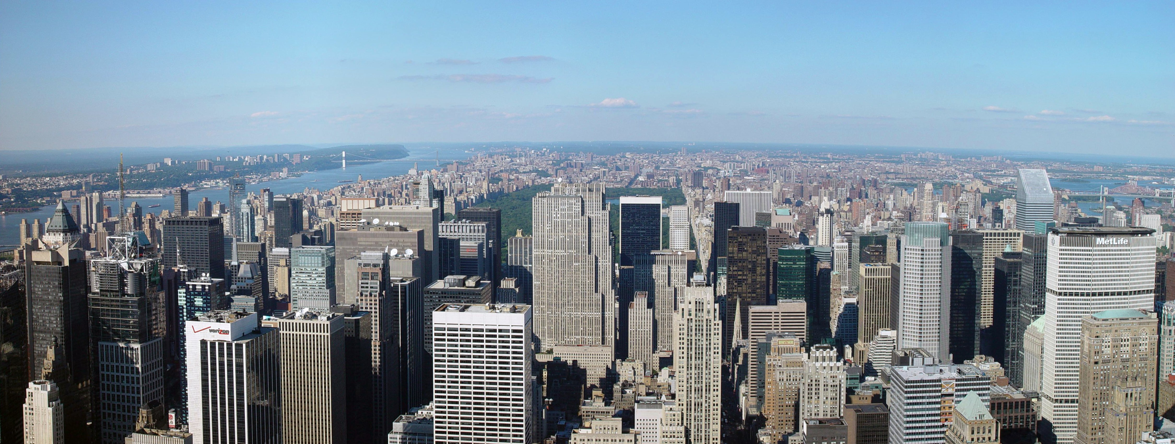 manhattan north from the - photo #15