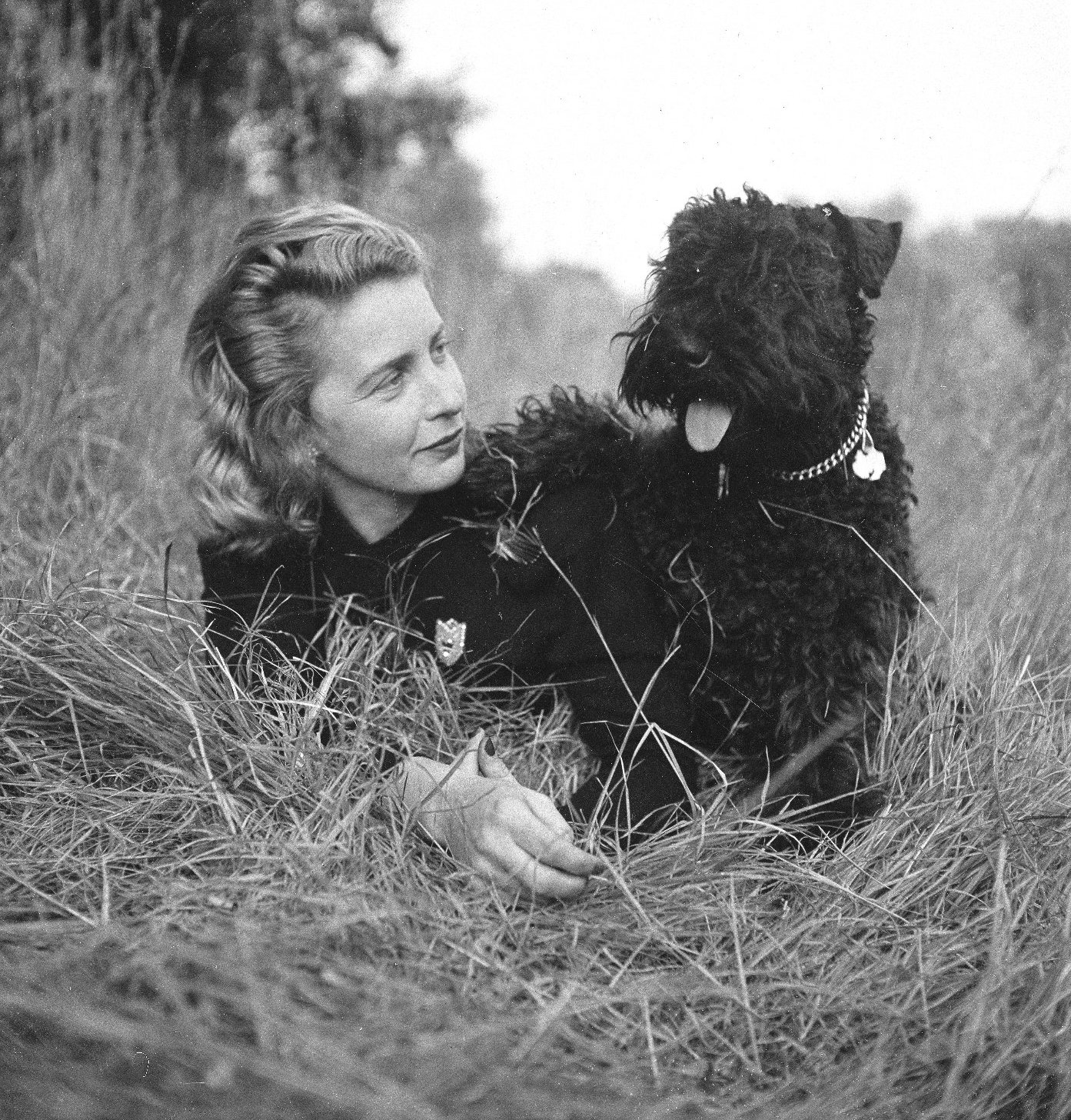 Margaret Wise Brown by Consuelo Kanaga [[Brooklyn Museum]]