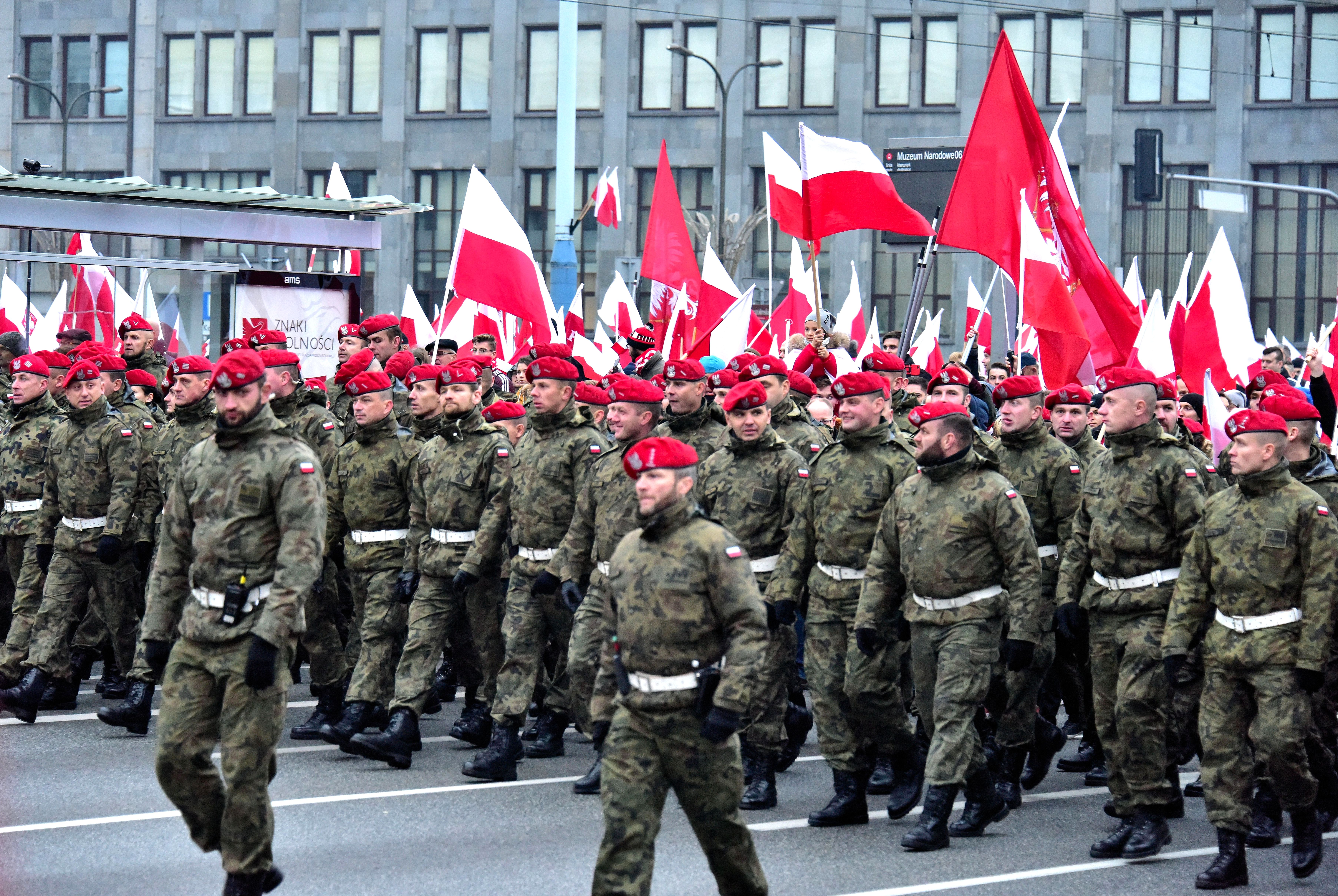 Obchody 100 Lecia Odzyskania Niepodległości Przez Polskę