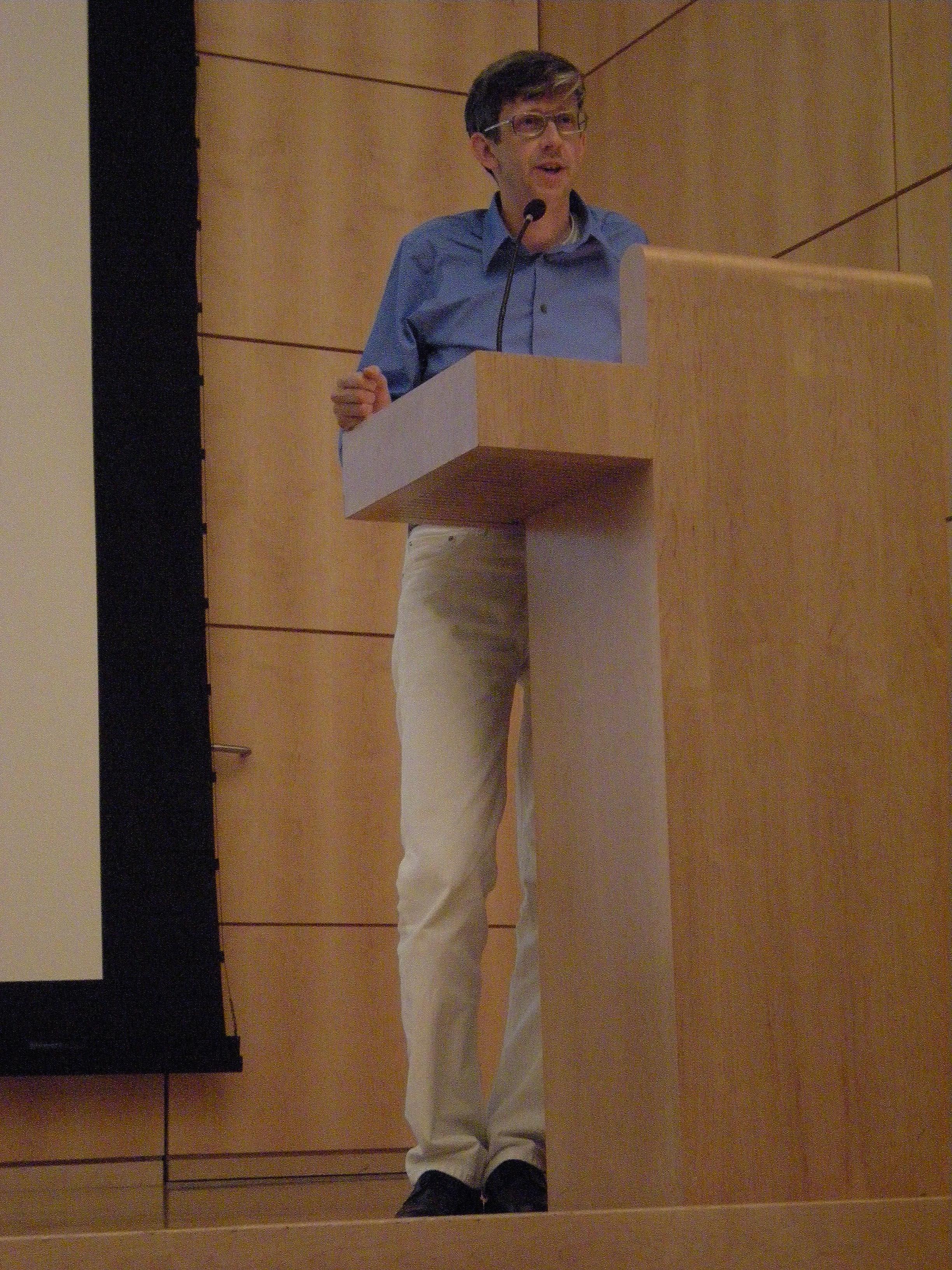Image of Matthew Buckingham from Wikidata
