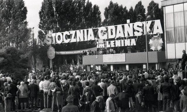 Fot.  Krzysztof Korczyński, Institution: European Solidarity Centre, CC BY-SA