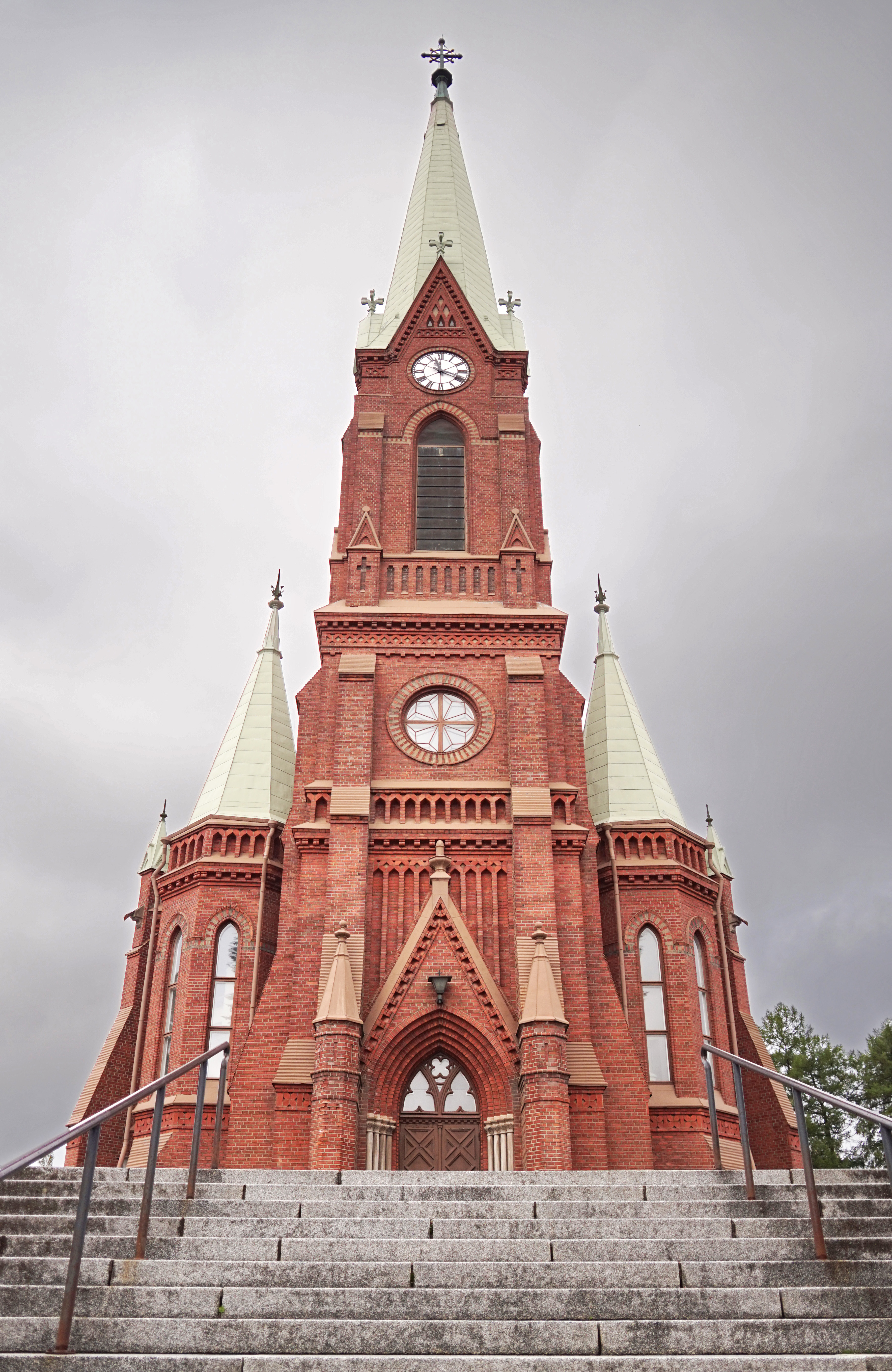 Tiedosto Mikkeli Cathedral 5 Jpg Wikipedia
