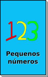 Miniatura - Pequenos números