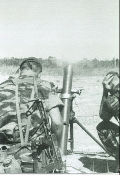 Battle of Kolwezi, 1978. - French Foreign Legion