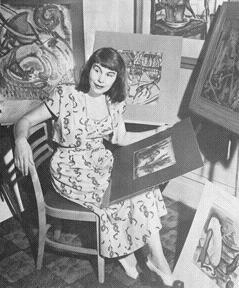 Margaret Webb Dreyer American artist