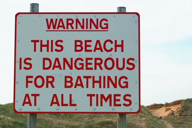 filemullaghderg beach warning sign geographorguk