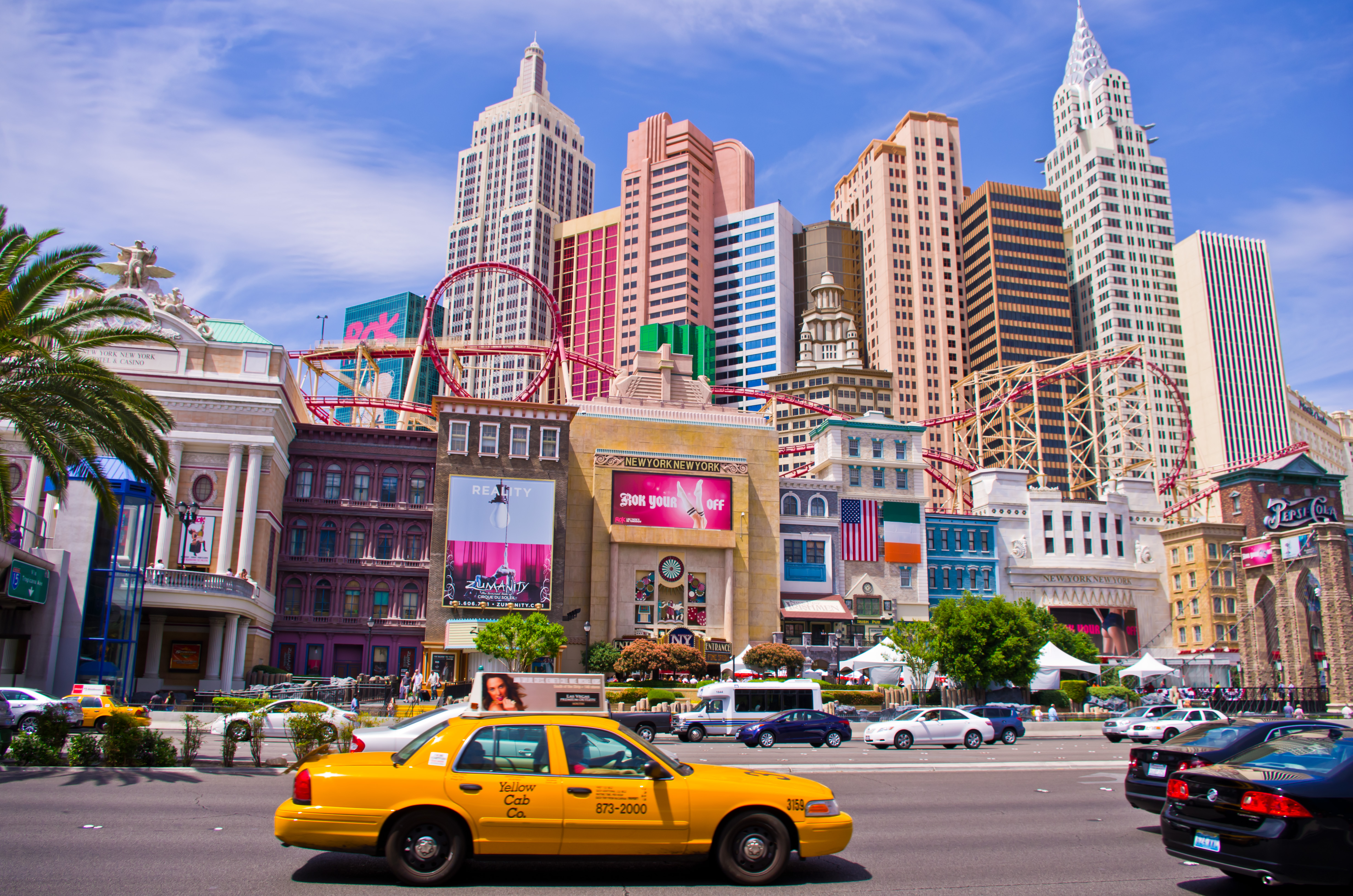 Las Vegas Hotels Vacation Packages