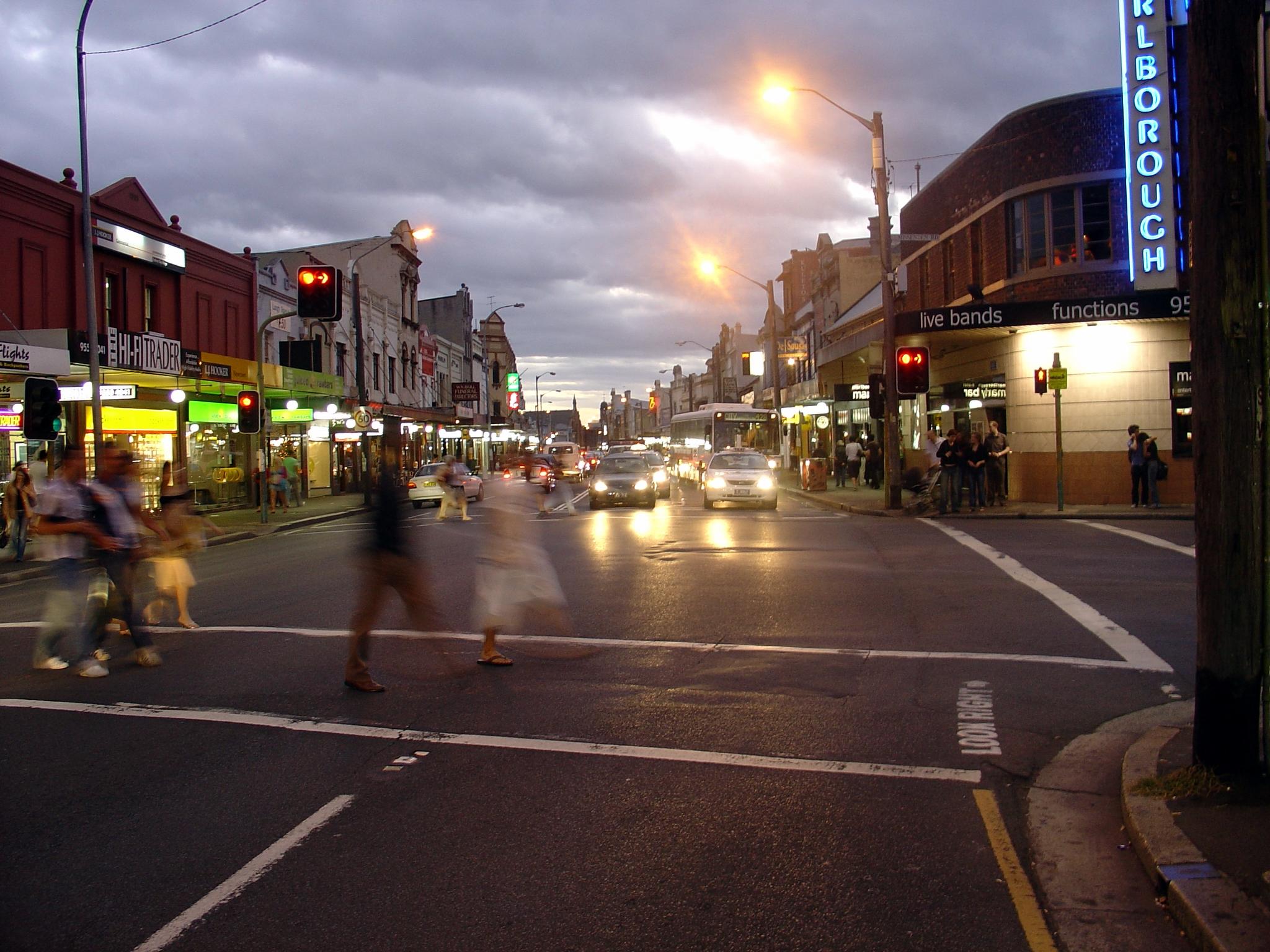 Newtown New South Wales Familypedia Fandom Powered By Wikia