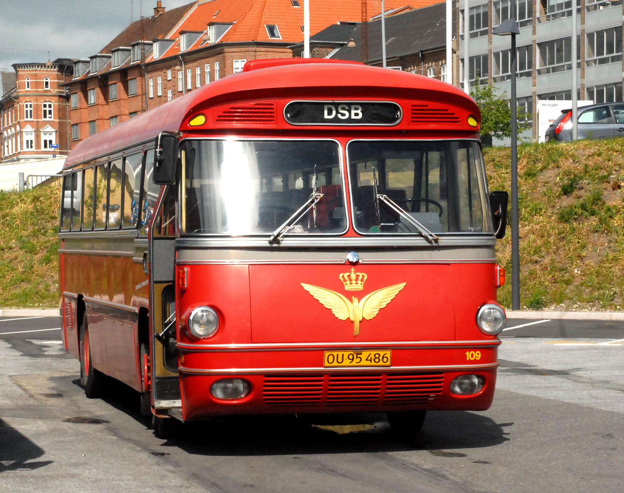 dsb bus
