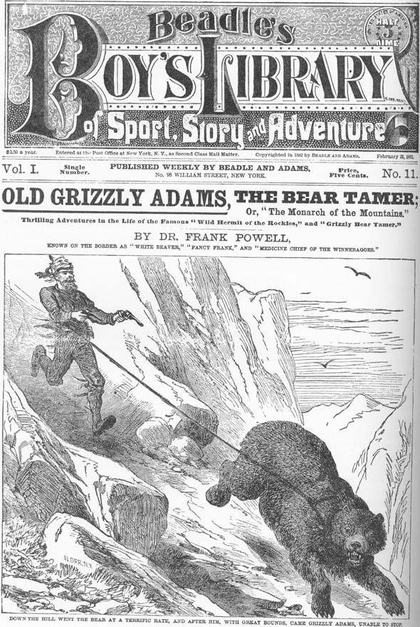 Grizzly Adams Wiki