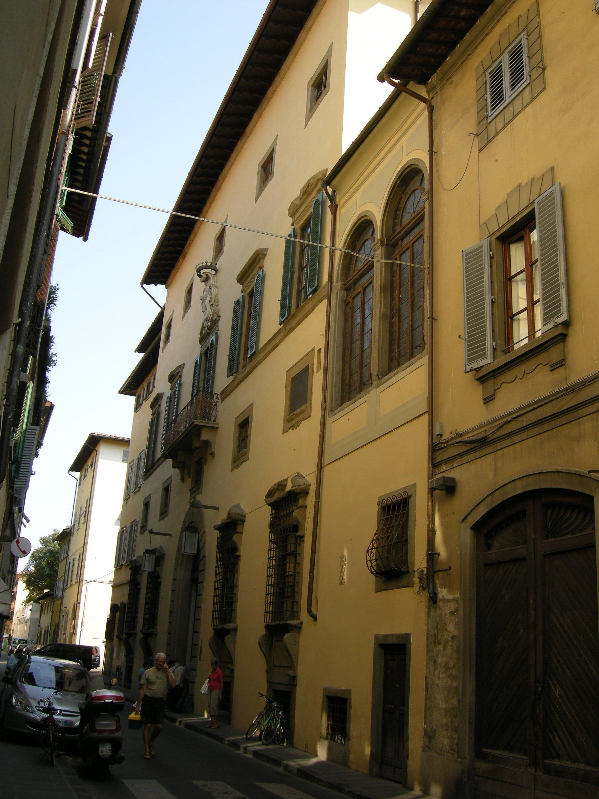 Villa Panciatichi Firenze