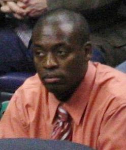 Phil Hubbard, assistant coach Washington Wizards, 2008