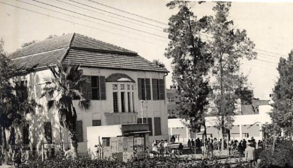 בית ספר נצח ישראל- בנות