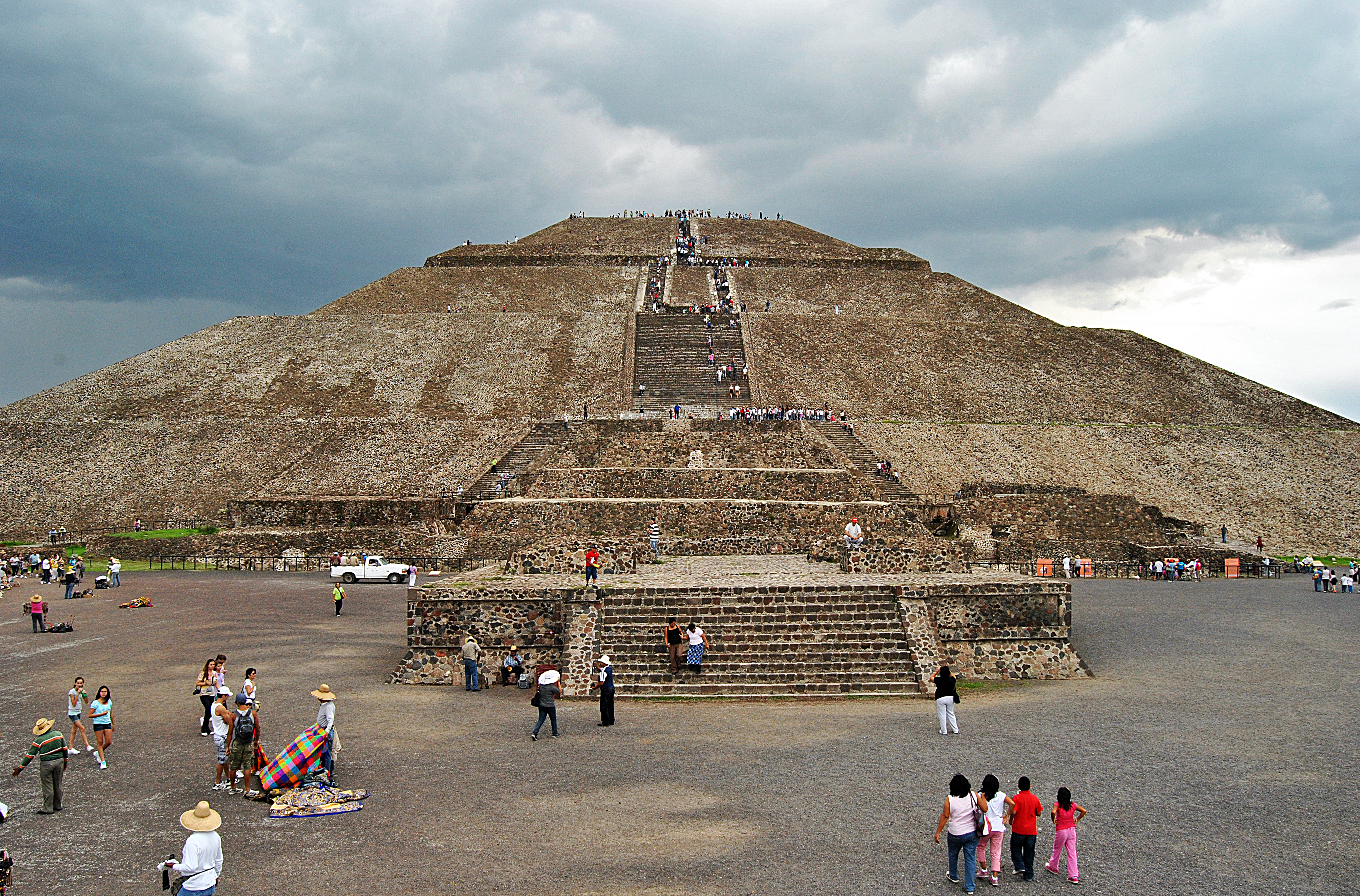 Teotihuacan World Map.Teotihuacan Travel Guide At Wikivoyage