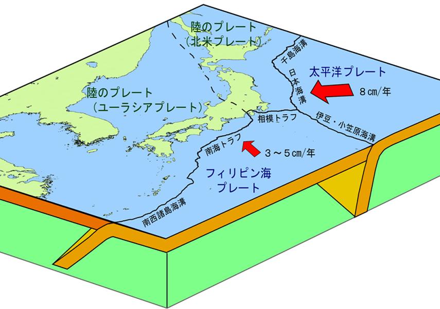 ドット 大 コム 地震