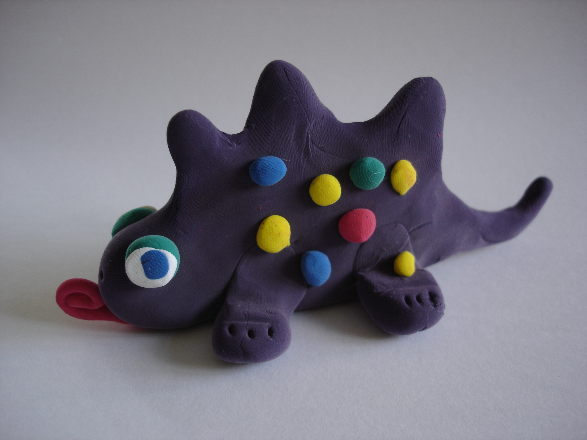 play dough animals
