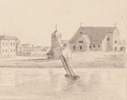 File Pori Old Church Jpg Wikimedia Commons