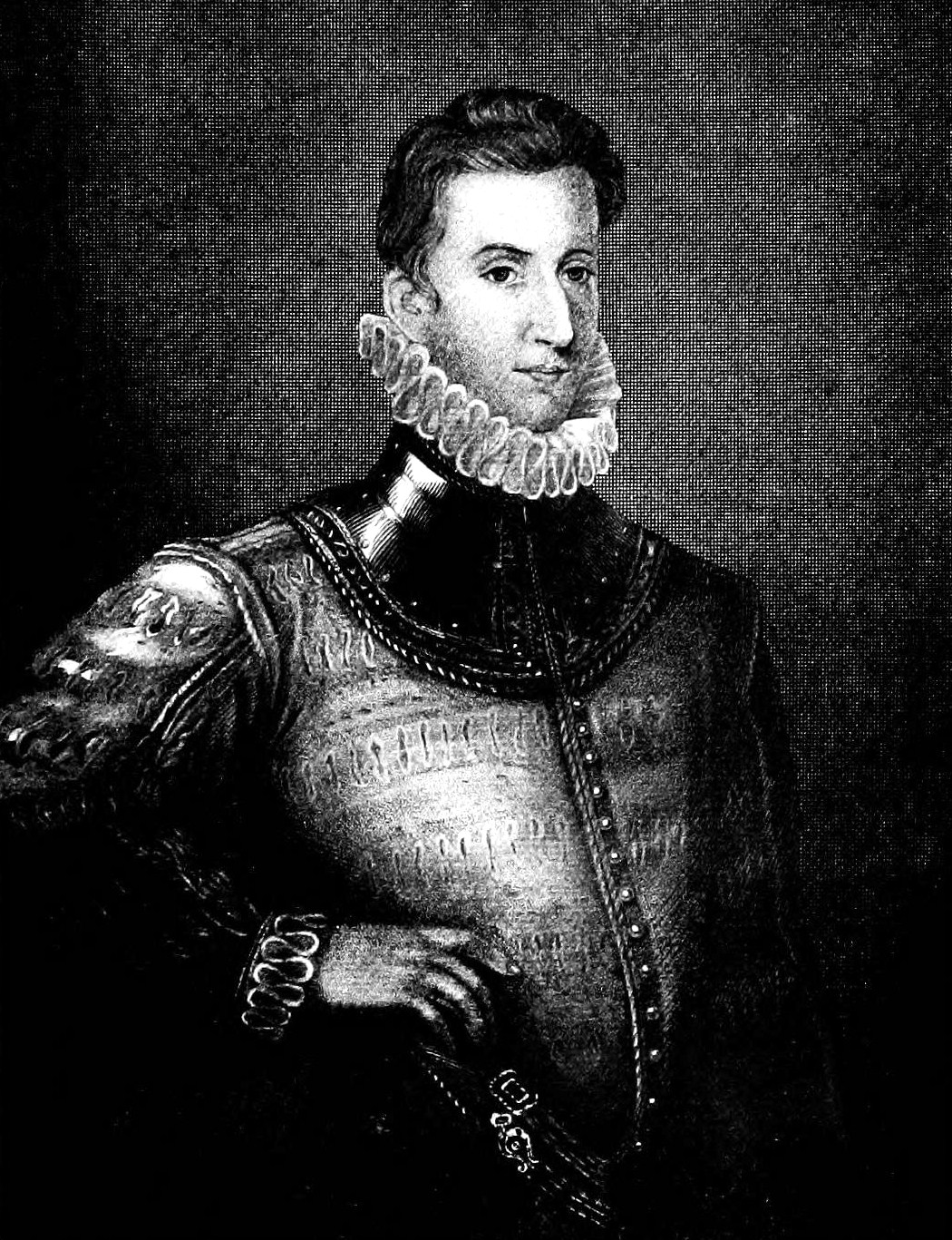 Elizabethan Fashion Male