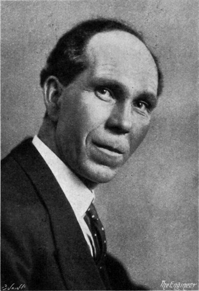 Bernard Parker Haigh