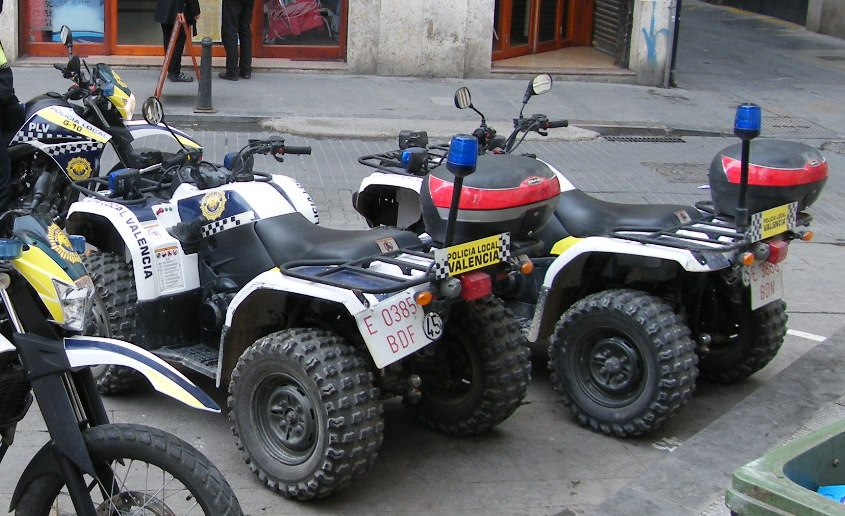 Yamaha Quad Bike India