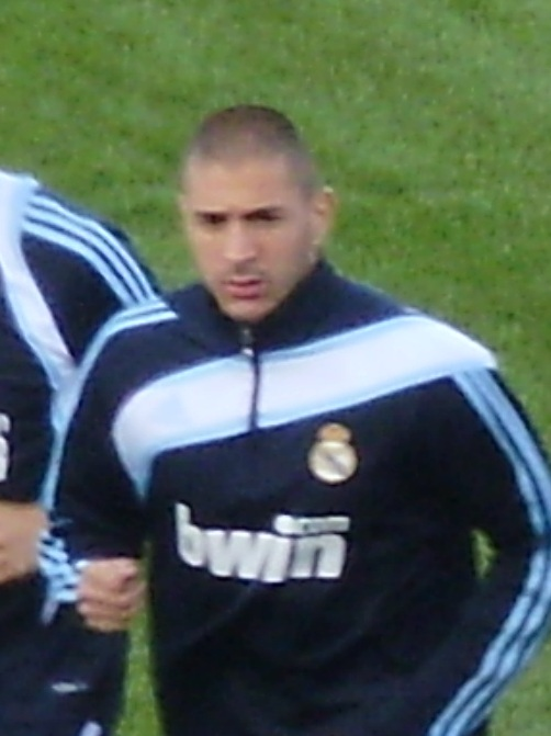 :Real Madrid Karim Benzema ...