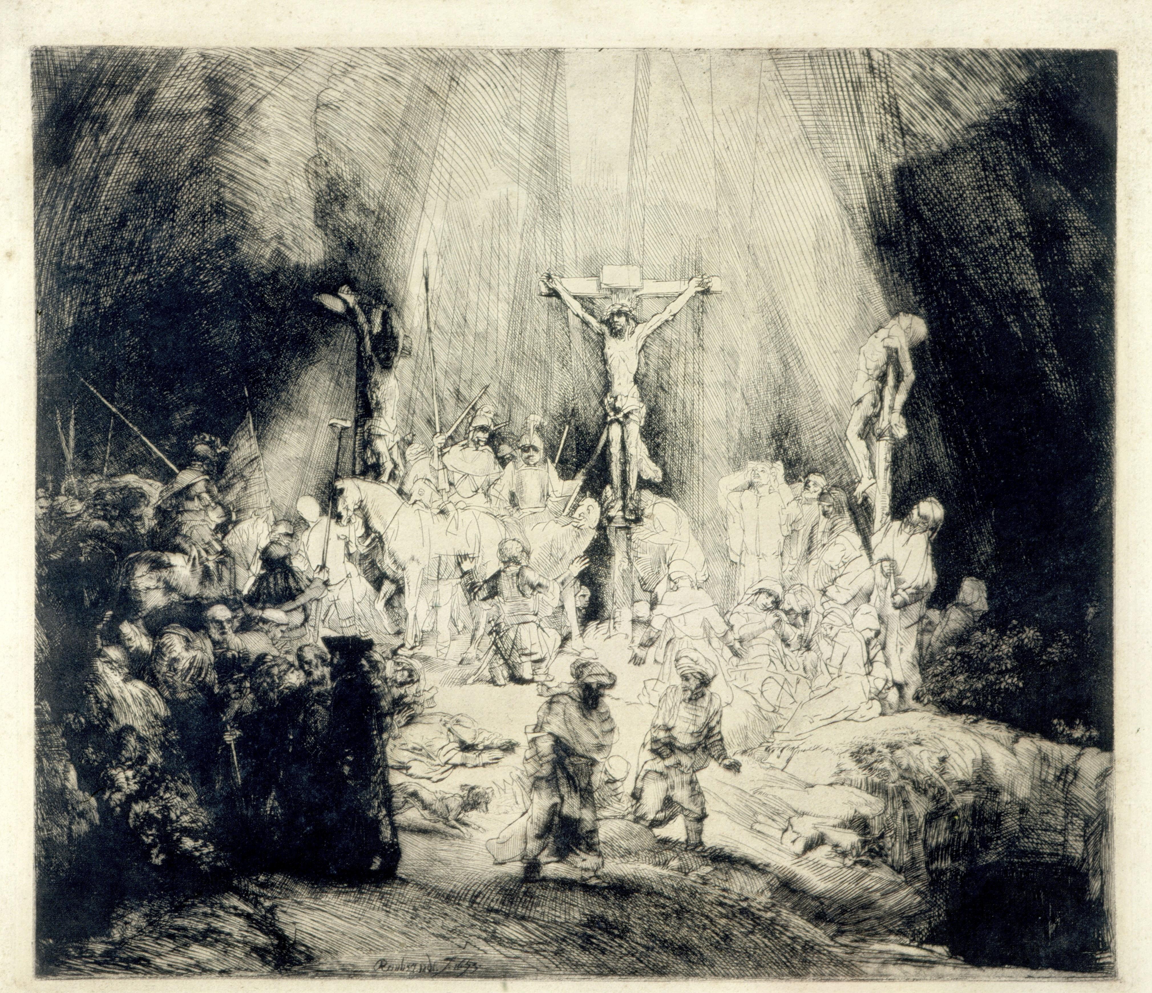 File:Rembrandt - As três cruzes, 1653.jpg