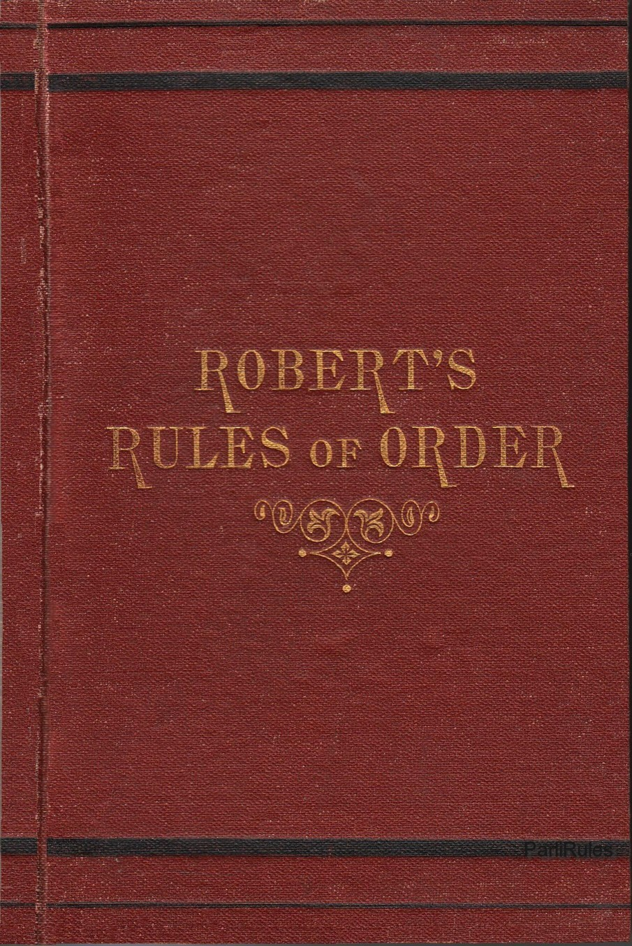 Robert S Rules Of Order Voting After Leaving Room