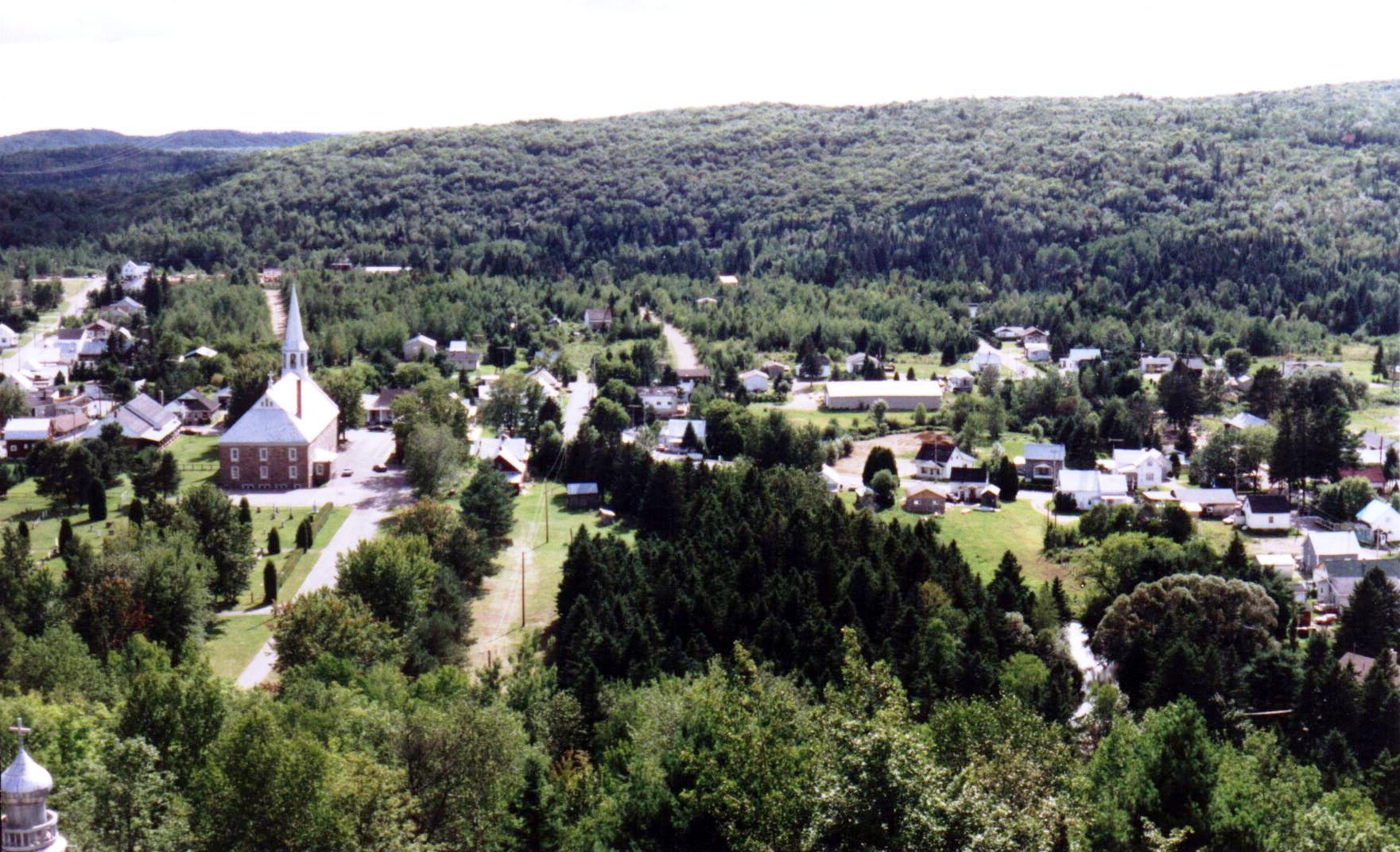 Saint-Élie-de-Caxton, Quebec - Wikipedia