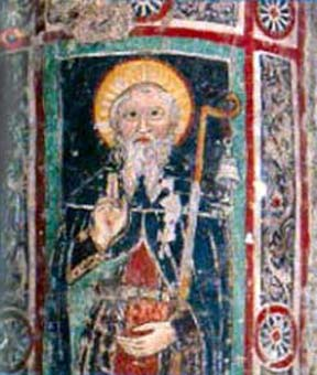 Saint Columbanus