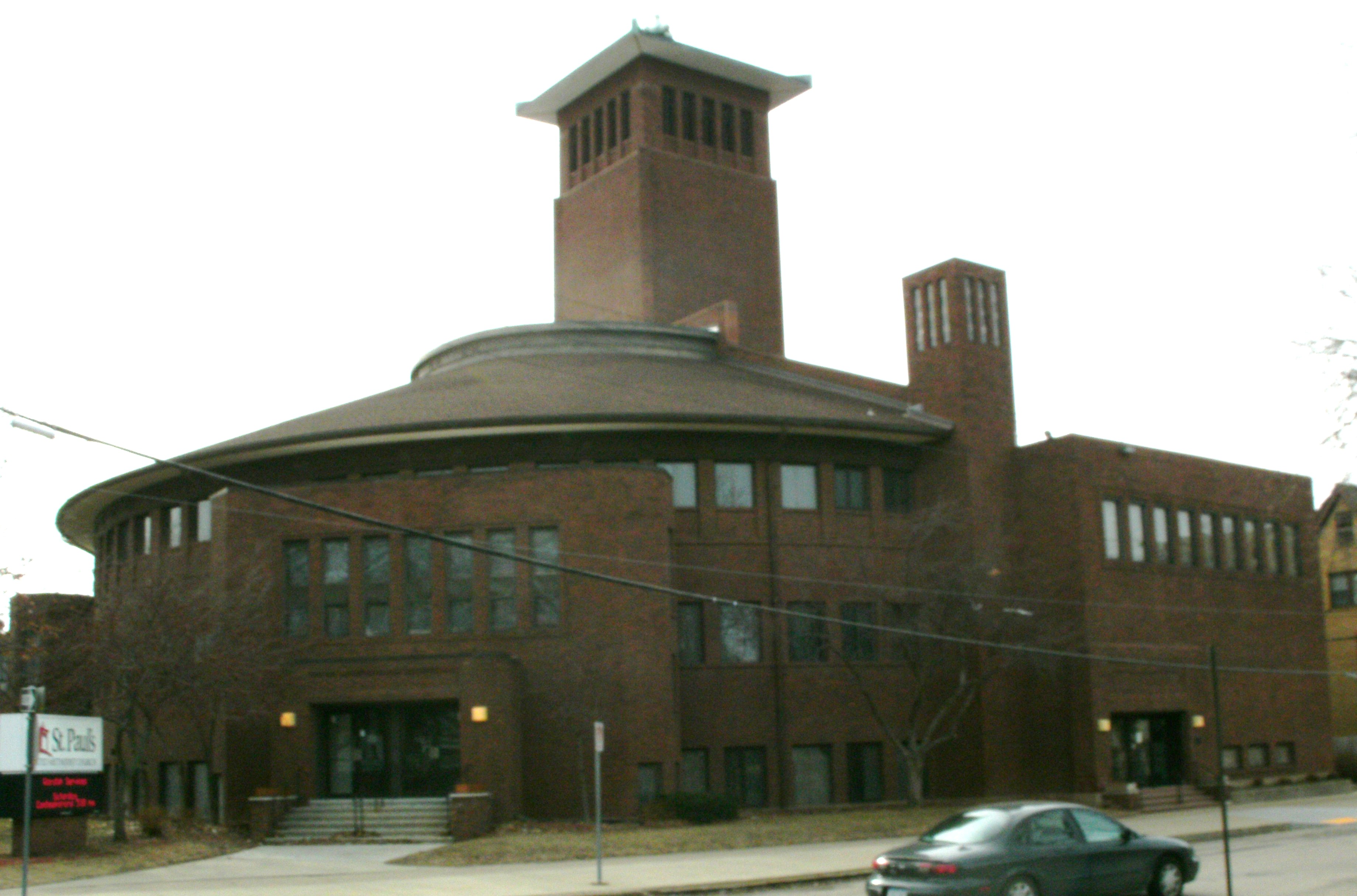 Hiawatha (IA) United States  City new picture : Description Saint Paul Methodist Episcopal Church Cedar Rapids IA