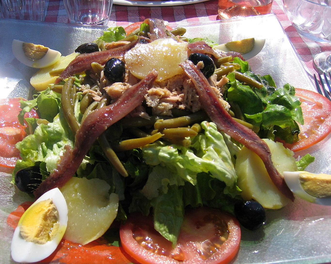 Nice cooking la cuisine ni oise for Restaurant cuisine nicoise nice