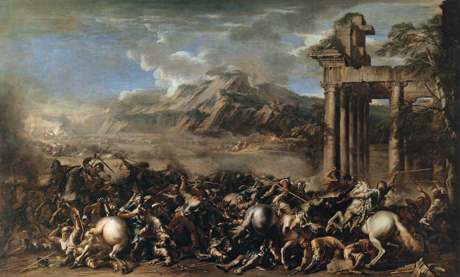 file salvator rosa heroic battle wga20050 jpg wikimedia commons