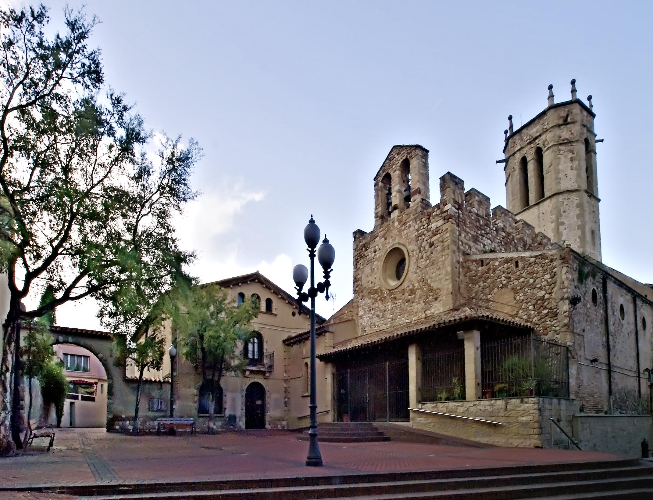 Iglesia de Santa Perpetua de Moguda